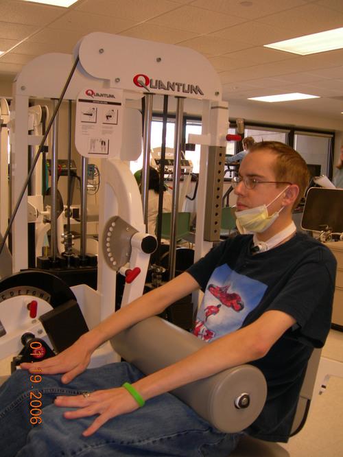 Out-patient rehab -- 1/19/06
